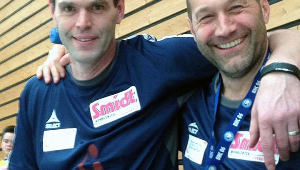 Handball Camp zu Gast in Thiede