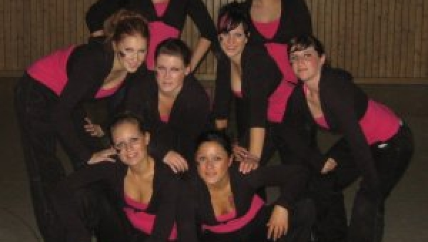 Steterburger Females beim Dance2U""